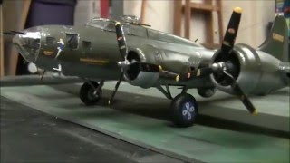 "Video ""Memphis Belle"" B-17F 1:48 Scale Model From Revell Finished download MP3, 3GP, MP4, WEBM, AVI, FLV Juli 2018"