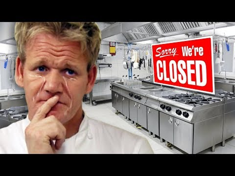 Kitchen Nightmares Officially Ended After This Happened