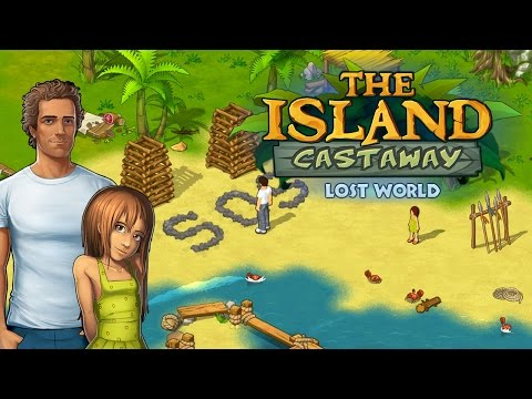 The Island Castaway®: Lost World™ Update 1.6 for Google Play