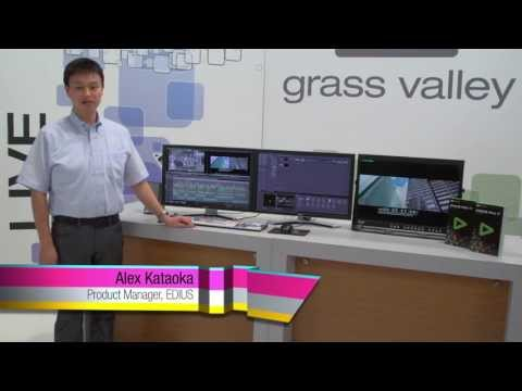 Free video editing grass valley 6 software edius download