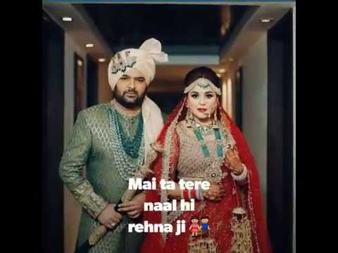 Kapil sharma wedding videos 😍 whatsapp status full screen😘kapil ginni videos status| kapil ki sadi
