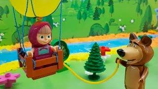 Маша и Медведь Новая серия! - Маша и Воздушный шар. Мультики Для детей Истории Игрушек Новые серии