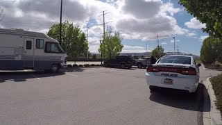 Transmission Serviced & Police Removing RV's From Walmart