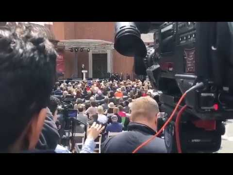 Joe Biden's keynote speech at the Museum of the American Revolution