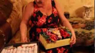 Как сложить нитки для вышивания(Как сложить нитки для вышивания - Классификация и хранение ниток, советы от Ольги Павловны. Киев. Украина...., 2013-11-14T22:04:37.000Z)