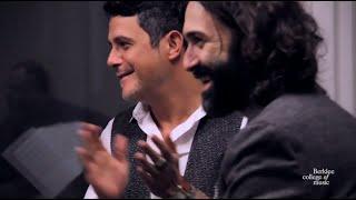 Latin Grammy Performance with Alejandro Sanz : Berklee Latino Band, Chapter 1