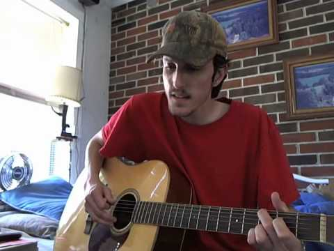 Eric Church - Country Music Jesus (Cover) Nathaniel Newman