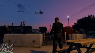 GTA V (PC) - Eye in the Sky - Mission GAMEPLAY (1080p 60 fps)