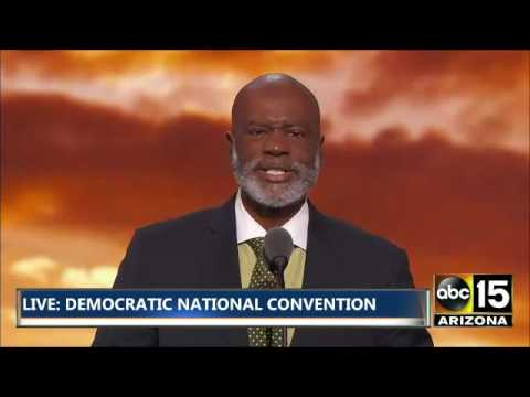 Dr. Sherman Jackson - Democratic National Convention 2016