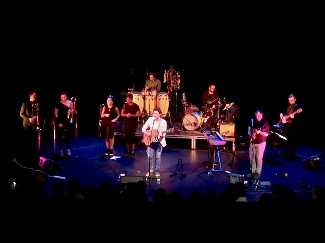 Cristian de La Luna -  (Live album  Release)  Mira se fue
