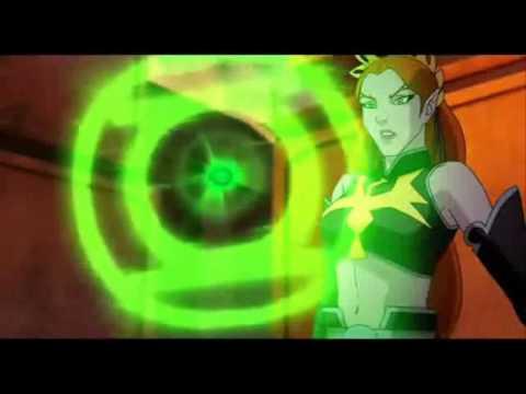 Green Lantern - Laira