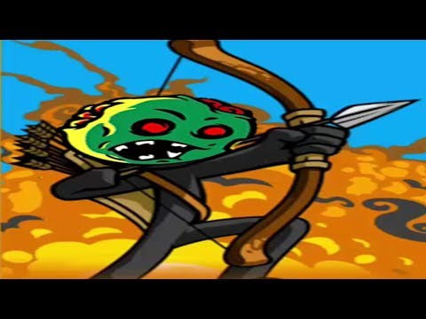 Stick War Legacy | Archer Avatar Zombie Head - HACK Unlimited Gems New King Of Inamorta GamePlay