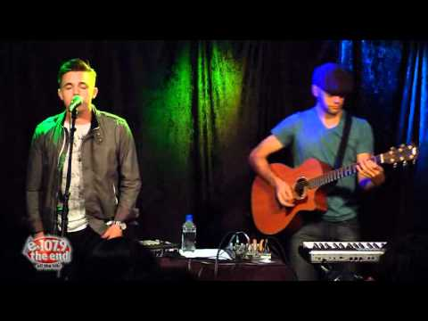 Jesse McCartney performing Beautiful Soul at 1079 The End