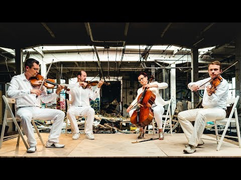 She Wolf (Falling To Pieces) - David Guetta Ft. Sia - String Quartet Cover (violin, Viola, Cello)