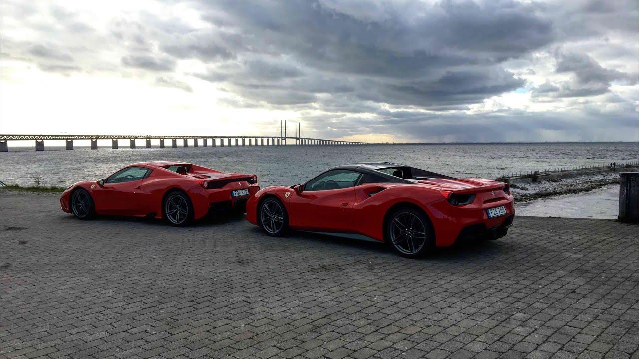 Ferrari 458 torque