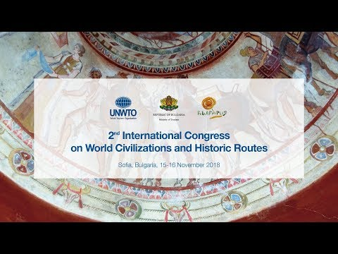 2-nd International Congress on World Civilizations and Historic Routes - English