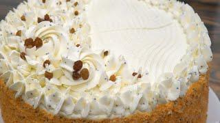 ЛЮБИМЫЕ ТОРТЫ на ПРАЗДНИК ПРОСТО и со ВКУСОМ Рецепт Вкусного Торта Кулинарим с Таней