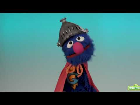 Super Grover Sings Monster In The Mirror Youtube