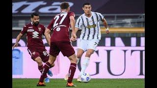 كريستيانو رونالدو ينقذ يوفي من الخسارة أمام جاره تورينو | ملخص مباراة تورينو ويوفنتوس