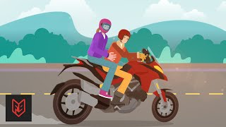 The #1 Tip for Motorcycling with a Pillion Passenger