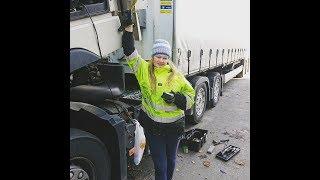 Trucking Girls TV Scandinavia Привет работа