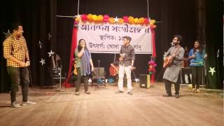 URE JAI ( Shahtaj & Bammy ) | LIVE COVER | with Bammy , Sandhi and Raba khan