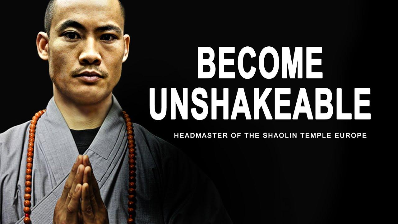 Download SHAOLIN MASTER (MUST WATCH) Become Unshakeable   Shi Heng Yi 2021