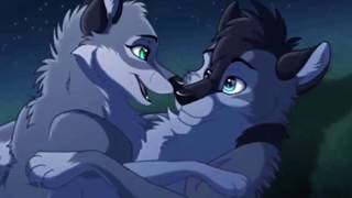 Anime Wolves : Blue (WolfGirl)