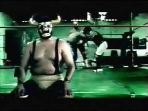 Cartoon Network Latino - Promo Luchador Golden Bull