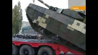 """Украинские танки """"Оплот"""" оказались тесными для тайских военных"""