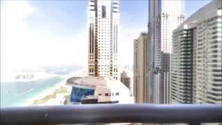 Princess Tower (Al Amira) Apartment Marina View 881 sq ft 1 Bed