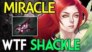 Miracle- Dota 2 : Windranger Vol.5 - [Middle] WTF SHACKLESHOT