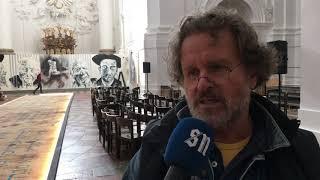 Ausstellung zu 80 Jahre Novemberpogrom: Kaddisch in der Kollegienkirche