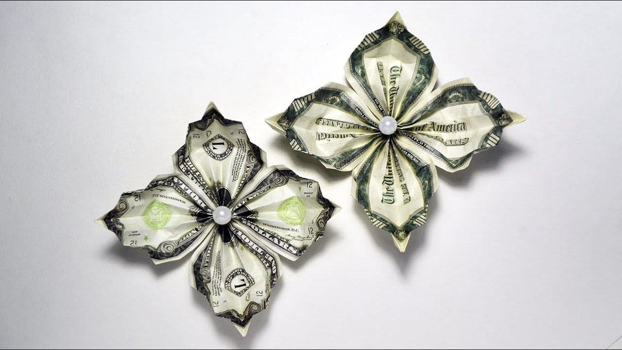 Simple Origami Flowers