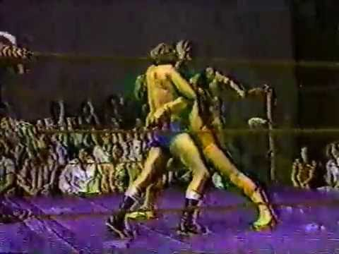 Southeastern Championship Wrestling April 25th 1981