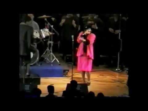 "Dorinda Clak Cole - ""You Don't Know"""