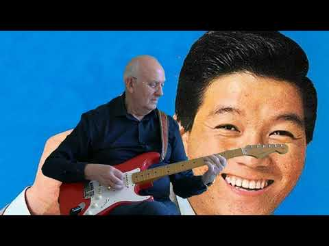 Ue o Muite Aruko (Sukiyaki) - Kyu Sakamoto - instrumental cover by Dave Monk