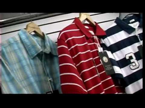 Shoks Free Shop, Rivera, Uruguay, intercanaltv