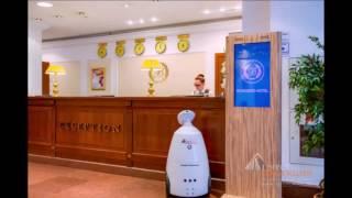 Гефест Проекция предоставила интерактивные решения для бизнес-отеля «Бородино»