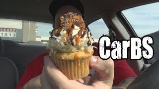 Carbs - The Cake Mamas Death By Chocolate & Samoa Cupcakes
