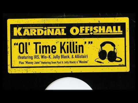 Kardinal Offishall - Ol' Time Killin' [Instrumental]