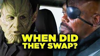 Avengers Timeline: NICK FURY Skrull Since 2014? | Total Conspiracy