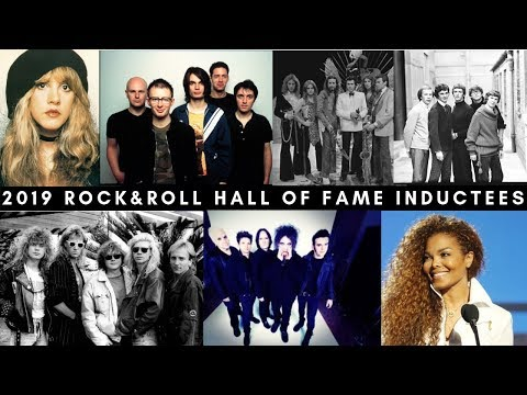 2019 Rock and Roll Hall of Fame inductees #RockHall #HoF Mp3