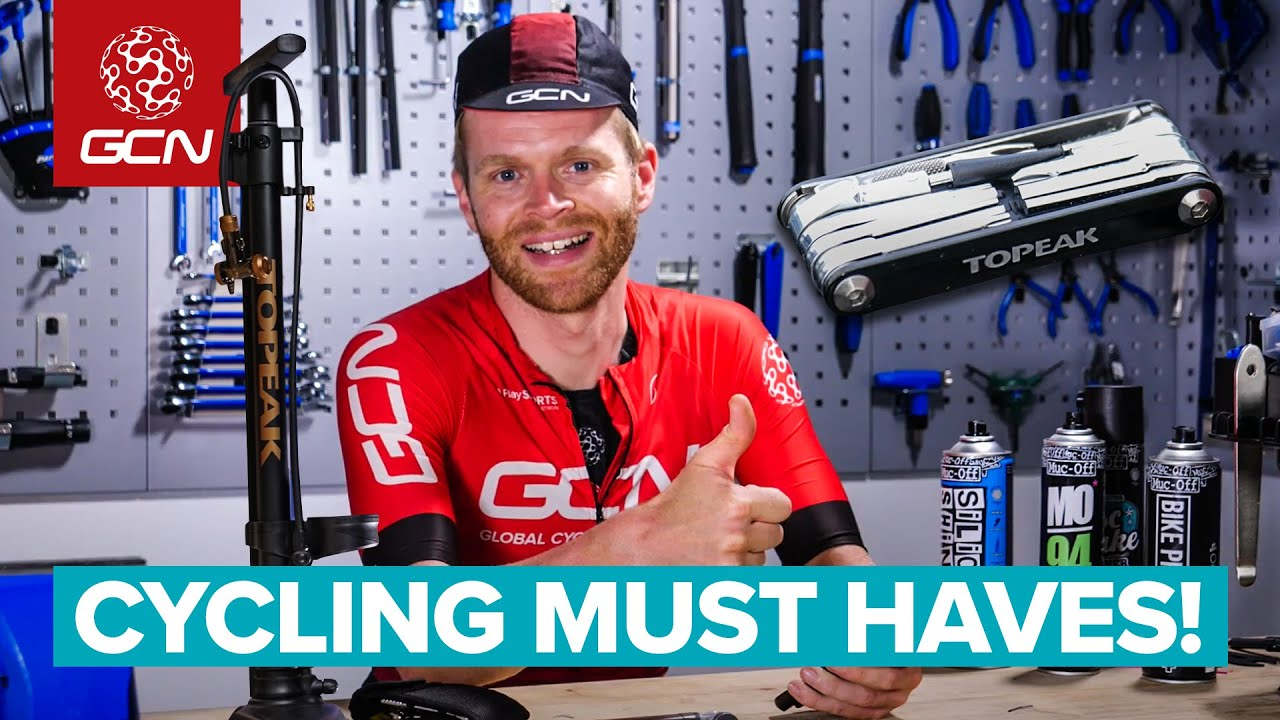 Download 10 Things You Need to Start Road Cycling
