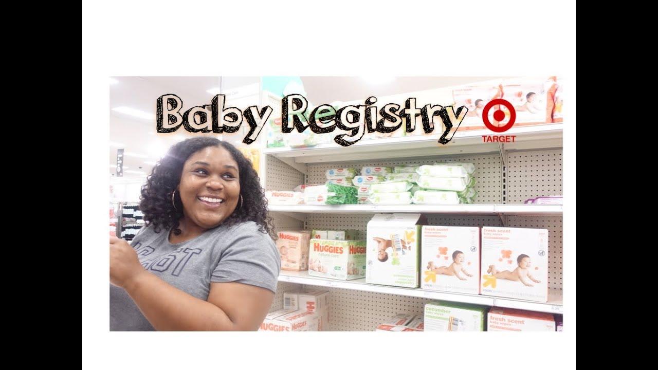 Baby Registry | Target - YouTube