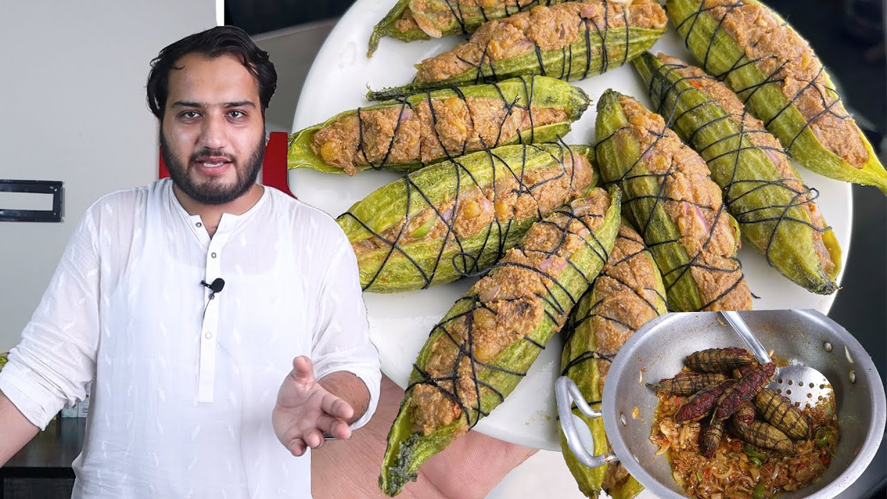 Bharay Karely with New Techniques   Stuffed Karela (Delicious)