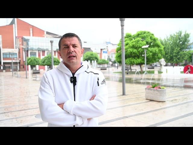 Jovan Stankovic za Pirotske vesti o EP 2021