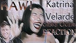 RAW RAW RAWWW - Katrina Velarde - Steelheart - She's Gone - Cover - REACTION