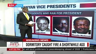 History of the Vice Presidents who have been in power in Kenya | KIVUMBI 2022