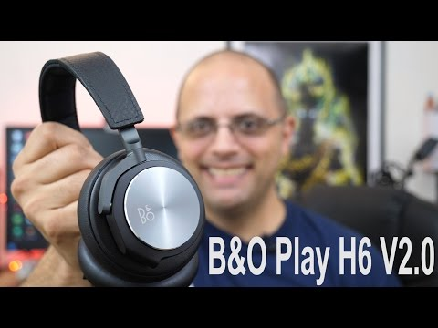 Bang & Olufsen (B&O Play) H6 V2.0  Review Just Amazing!!! #verizon